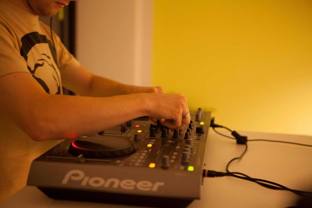 DJ-pöytä