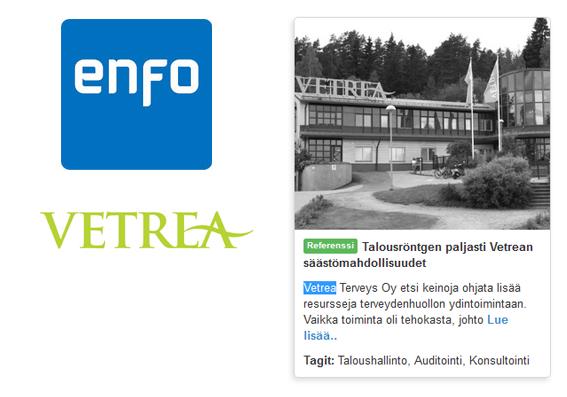 Enfo Vetrea