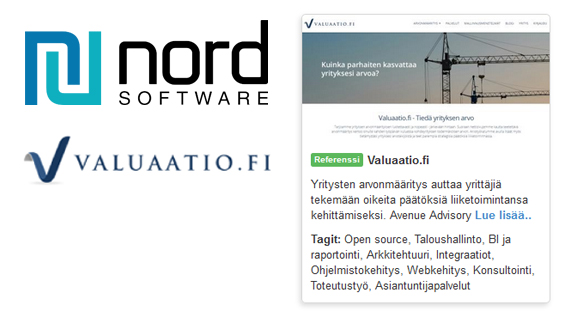 Nord Software ja valuaatio