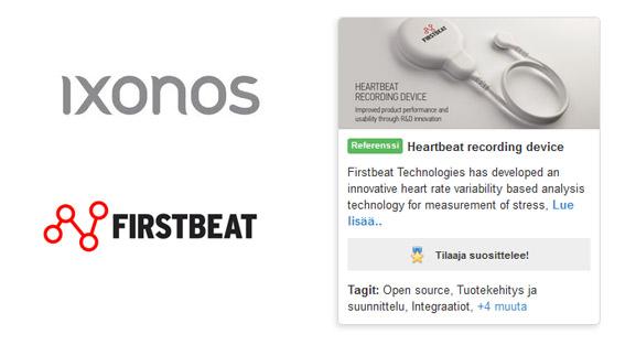 Ixonos Firstbeat
