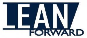 Lean forward-logo