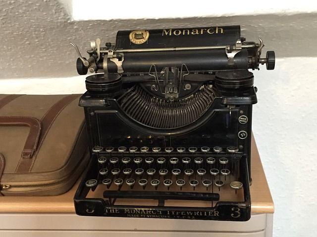 Kirjoituskone, oman aikansa mullistava tuotekehityksen tulos
