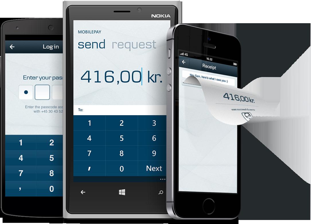 danske mobile pay