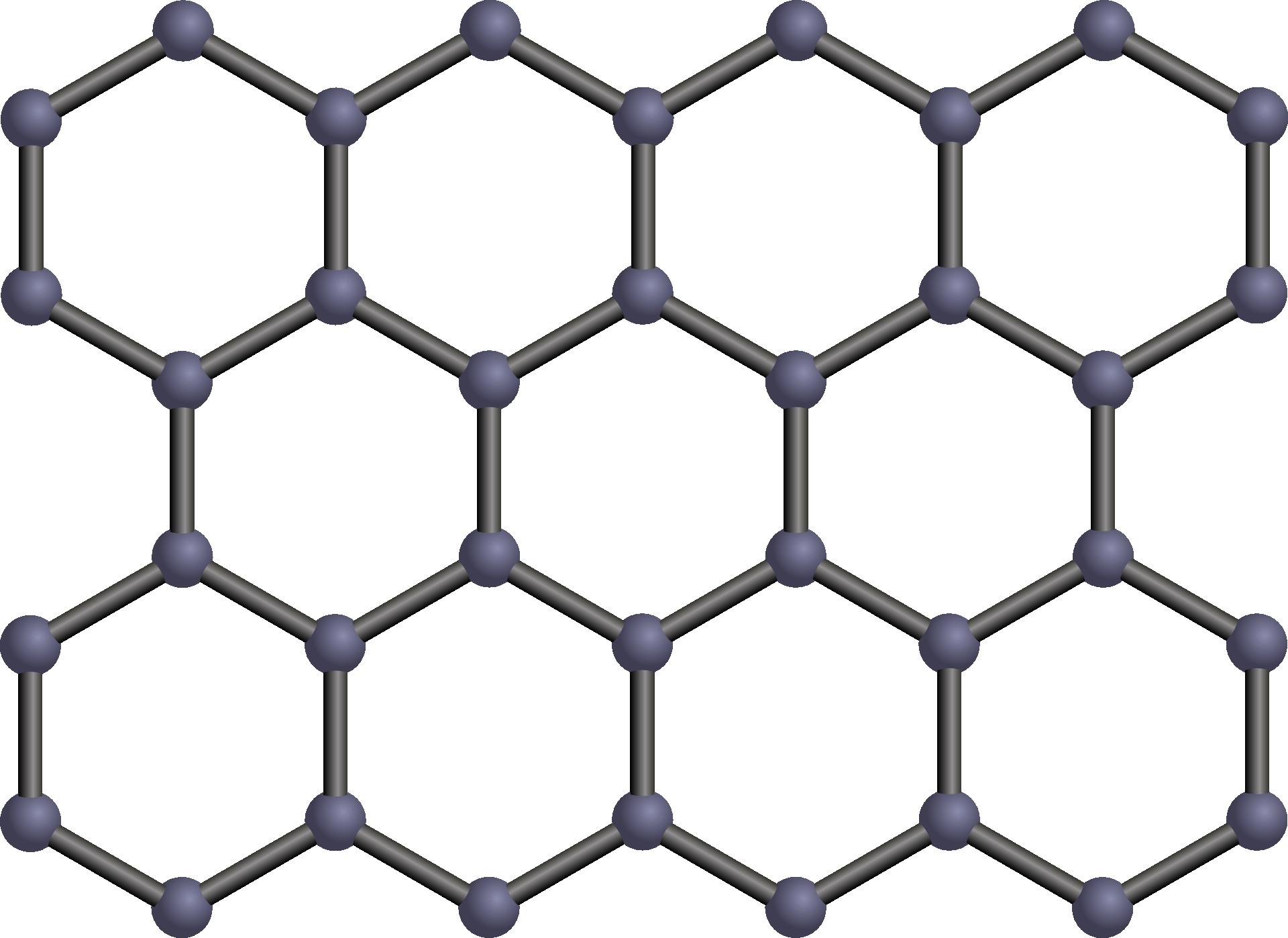 Grafeeni on atomin paksuinen hiilikalvo, jolla on tunnetuista aineista paras sähkönjohtokyky ja se on 40 kertaa vahvempaa kuin teräs. Grafeeni on myös kierrätettävää ja myrkytöntä.