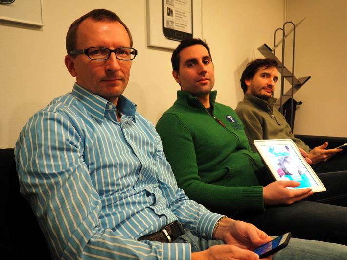 iOS-Android-kehittäjiä