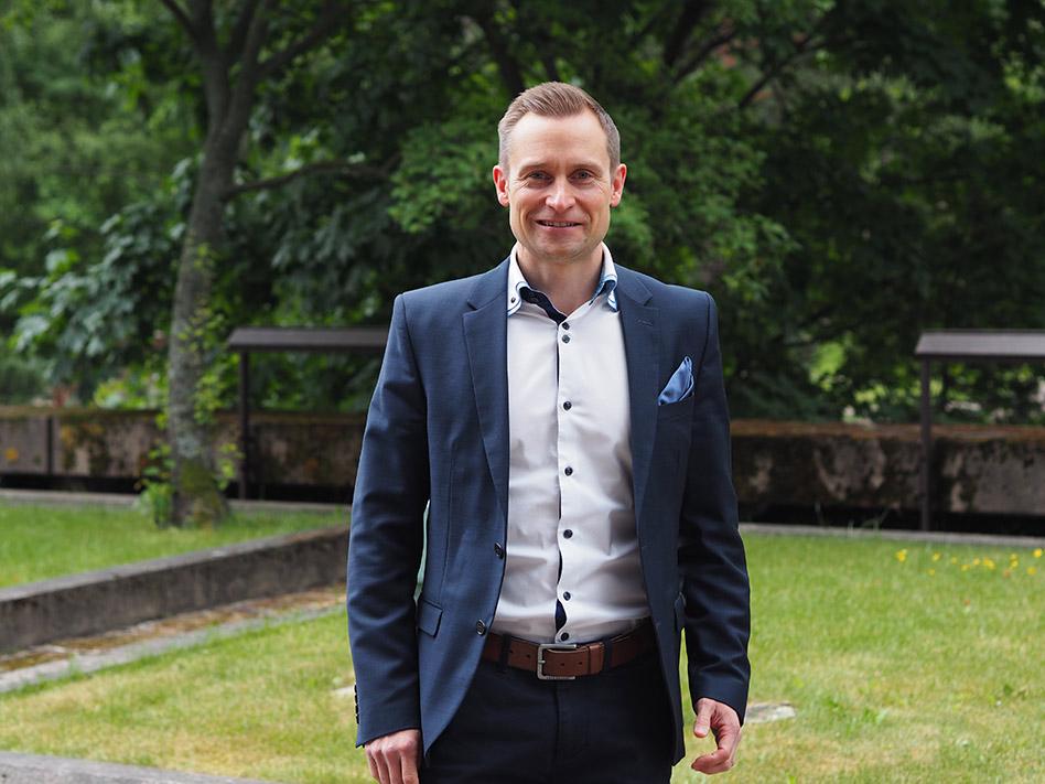 Juha-Pekka Lehto toimii IBM:n markkinoinnin ja viestinnän maajohtajana Suomessa.