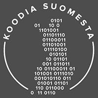 koodia-suomesta logo