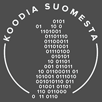 koodia-suomesta logo