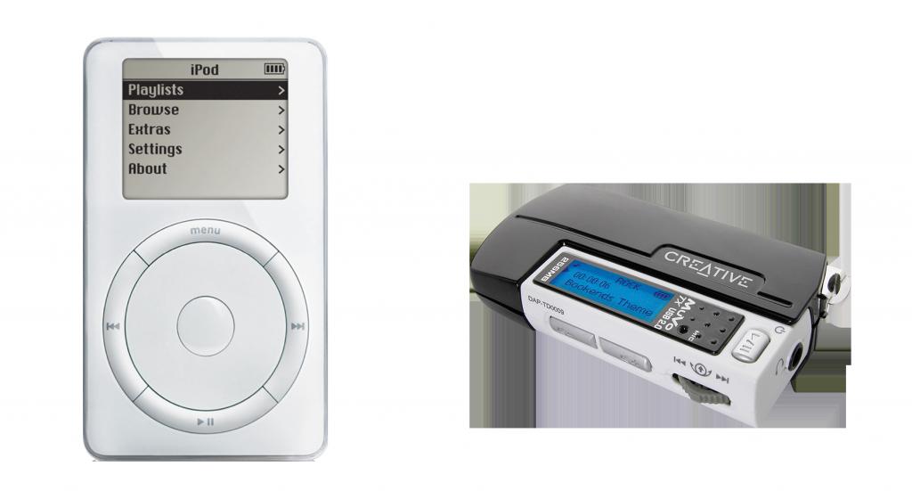 ipod & mp3