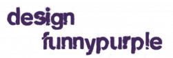 Design Funnypurple logo