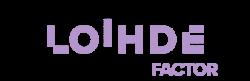 Loihde Factor Oy logo