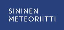 Sininen Meteoriitti Oy logo