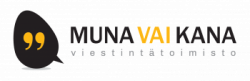 Viestintätoimisto Muna vai Kana Oy