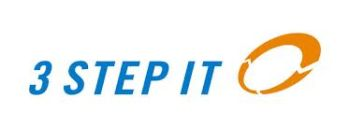 3 Step IT logo