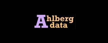 Ahlberg Data logo