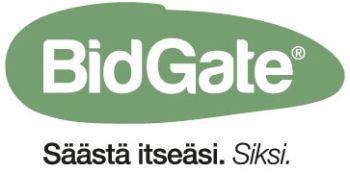 BidGate logo