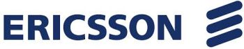 Ericsson L M logo
