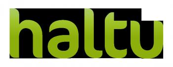 Haltu logo