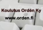 Koulutus Ordén logo