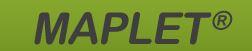 Maplet logo