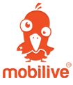 mobilive entertainment Ltd. logo