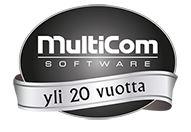 Multicom Software logo