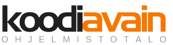 Ohjelmistotalo Koodiavain logo