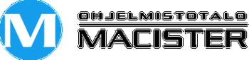 Ohjelmistotalo Macister logo