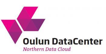 Oulun DataCenter logo