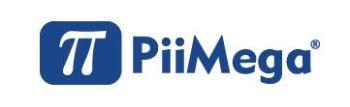 PiiMega logo
