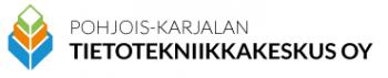 Pohjois-Karjalan Tietotekniikkakeskus logo