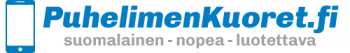 Puhelimenkuoret.fi logo