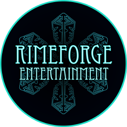 Rimeforge Entertainment Osk logo