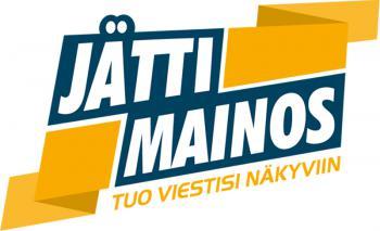 Suomen Jättimainos logo