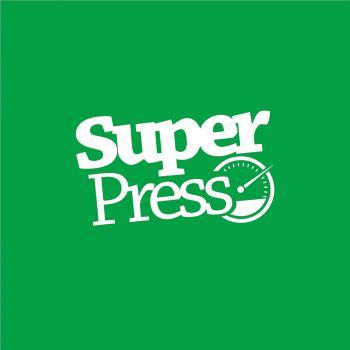Super Press logo