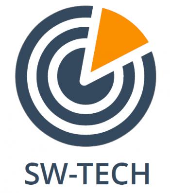 SW-TECH logo