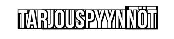 Tarjouspyynnöt logo