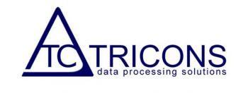 Tricons logo