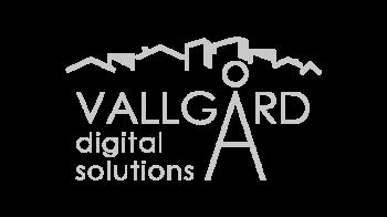 Vallgård Digital Solutions logo