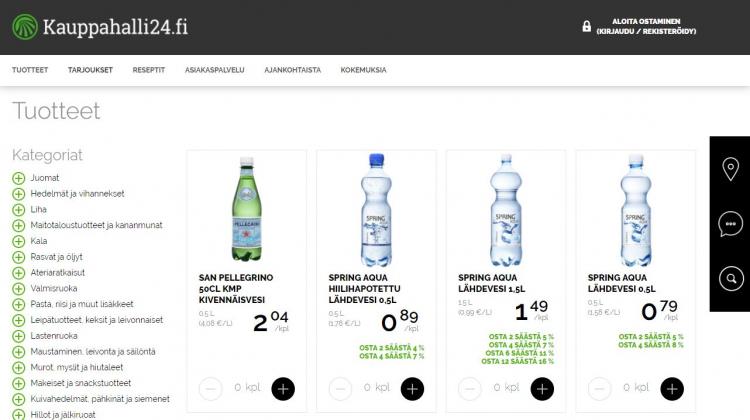Kauppahalli24 Digitalisoimassa Vähittäistavarakauppaa Ite Wiki